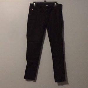 Hudson Jeans black jeans size 30